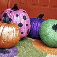pumpkin-decor-paint-glitter6