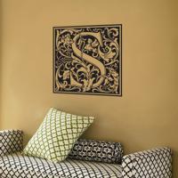 creative-monograms-on-wall3