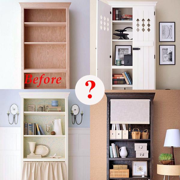DIY-shelves-upgrade-collage
