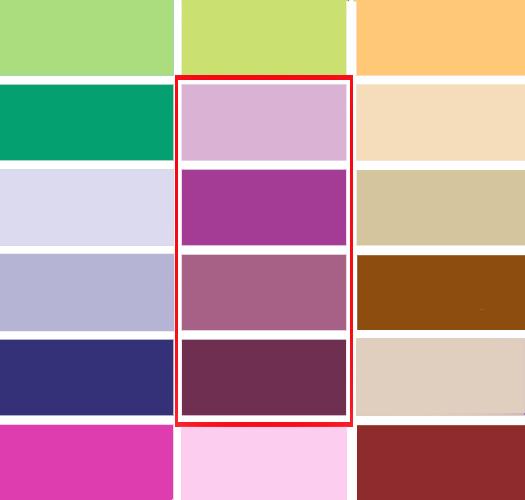color-magenta-palette