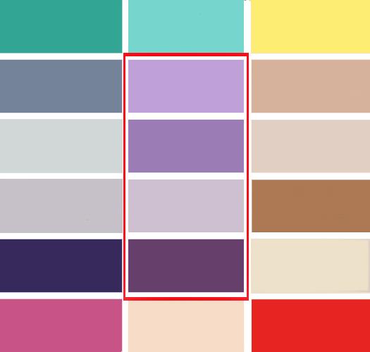 color-purple-palette