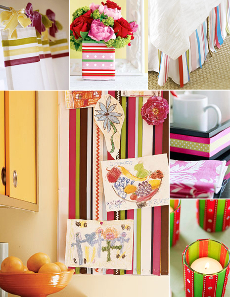 ribbon-home-decor