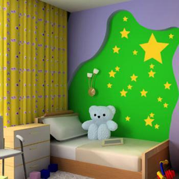 stars-decor-in-home-kidsroom1