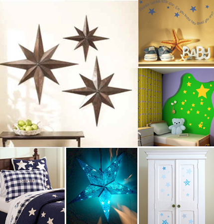 stars-decor-in-home