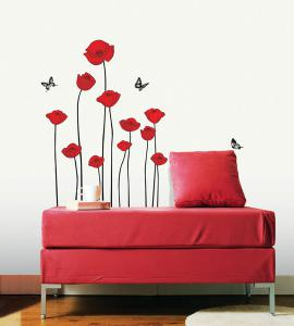 red-stickers-decor-flowers1