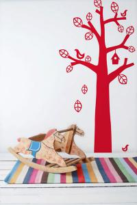 red-stickers-decor-nature1