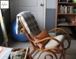 DIY-upgrade-arm-chair-upholstery-vintage3-before