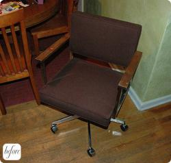 DIY-upgrade-arm-chair-upholstery-vintage4-before