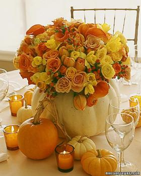 automn-centerpiece-ideas-bouquet