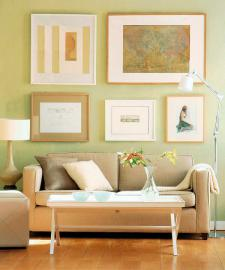 how-to-hang-paintings6
