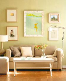 how-to-hang-paintings7