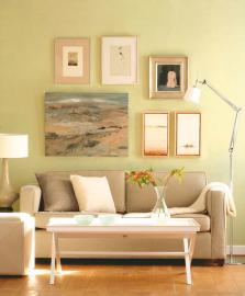 how-to-hang-paintings8