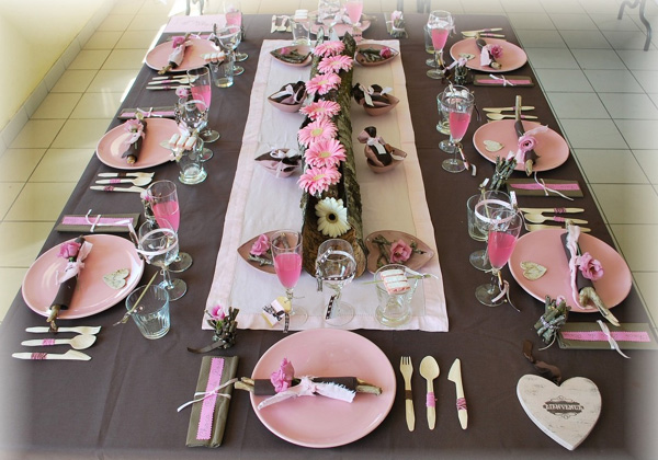 pink-and-wenge-table-set