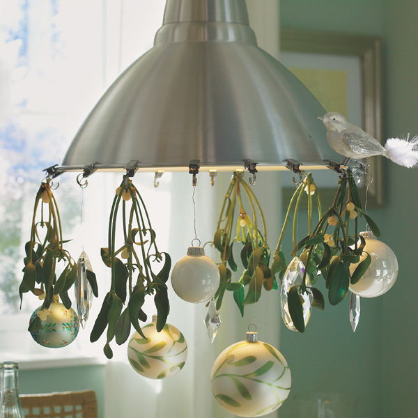 hanging-ny-decor-over-table