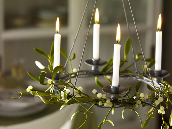 winter-mistletoe-home-decoration
