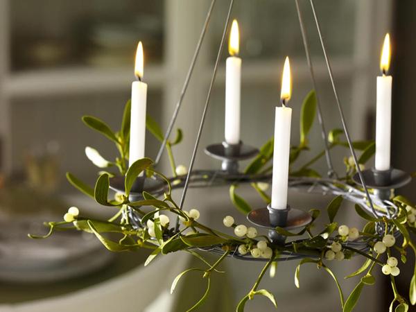 winter-mistletoe-home-decoration