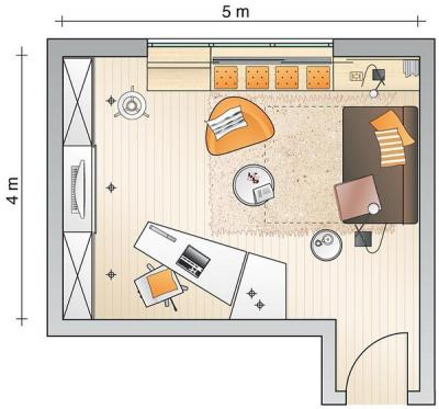 many-options-in-one-room-plan