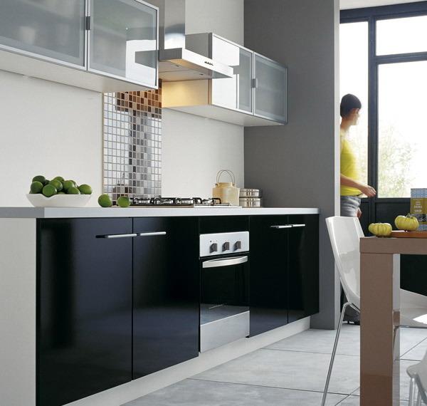 black-kitchen-elegant-look