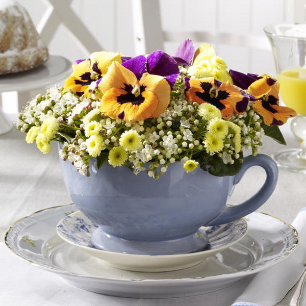 dining-ware-as-floral-vases