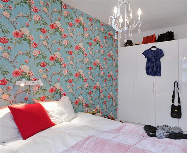 swedish-idea-for-bedroom-wallpaper