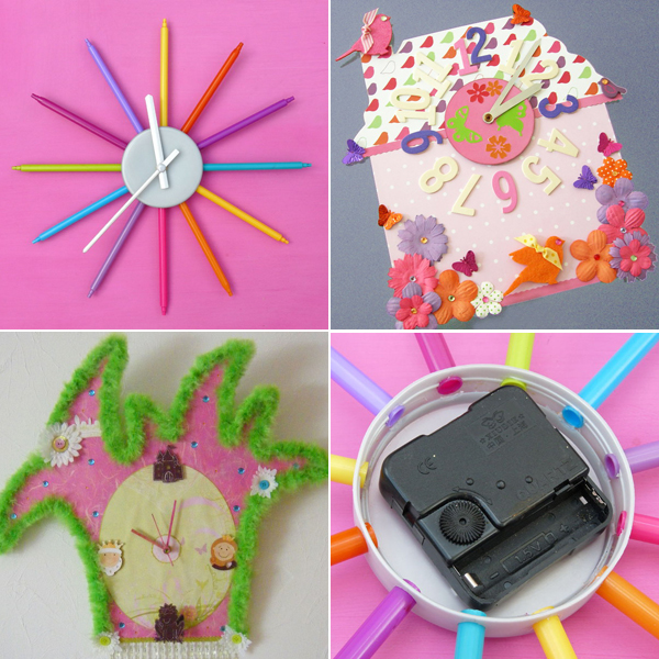 diy-childrens-clocks