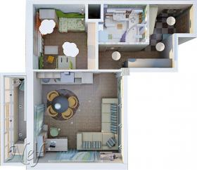 apartment118-1-axo
