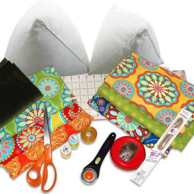 diy-pillow-in-gypsy-style-materials
