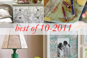 best8-diy-maps-creative-ideas