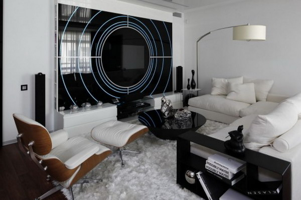 black-and-white-livingroom-accent