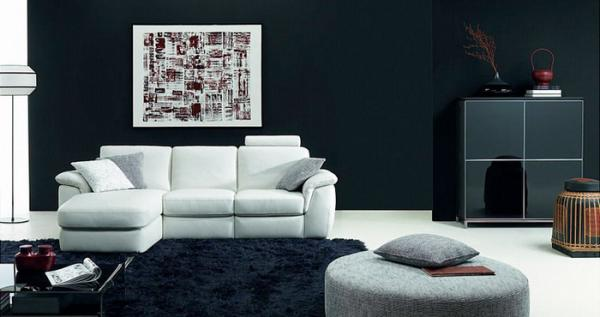 black-and-white-livingroom-natuzzi2