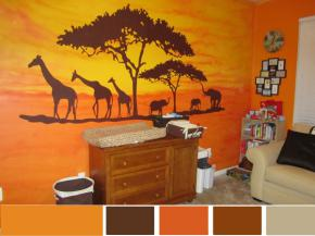 african-and-jungle-themes-in-kidsroom-palette2