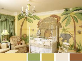 african-and-jungle-themes-in-kidsroom-palette4