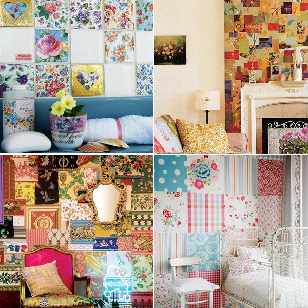 patchwork-wall-decorating
