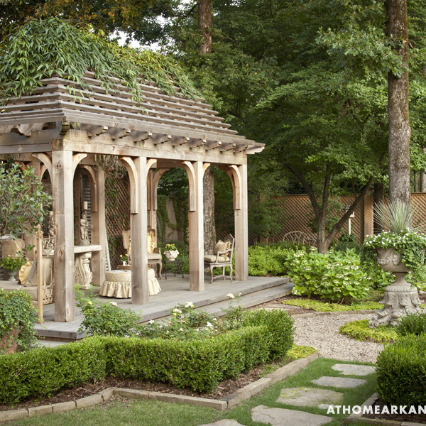 gazebo-and-garden-in-old-european-style