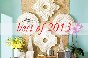 best5-ceiling-medallions-as-wall-art