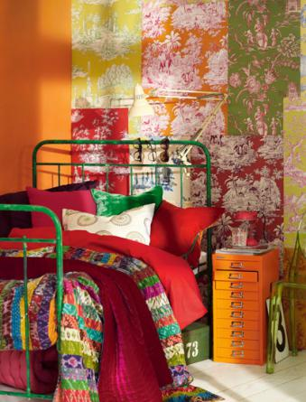 dream-bedroom-with-patchwork-walls2