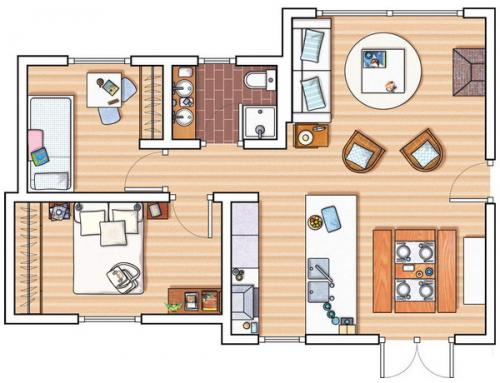 practical-ideas-in-two-small-apartments2-plan