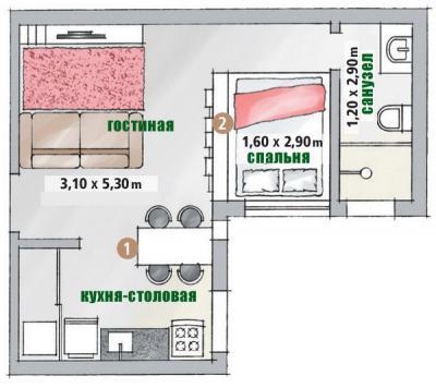 small-apartment-26sqm-plan