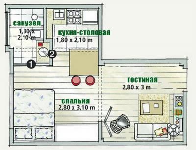 small-apartment-27sqm-plan