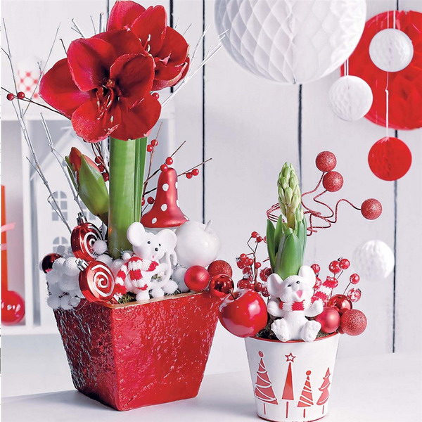 blooming-plants-new-year-decoration
