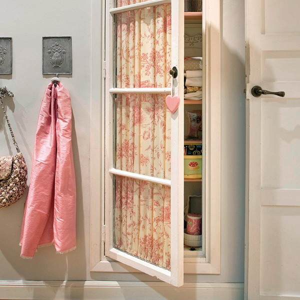 drapery-fabric-on-cabinet-doors