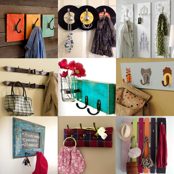 simple-clothes-hooks-decorating-ideas