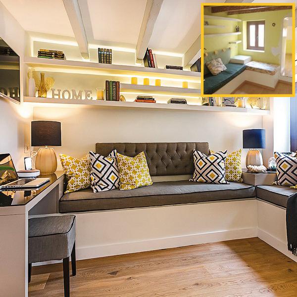 tiny-attic-apartment-makeover