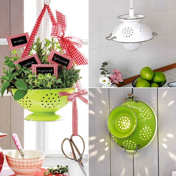 diy-kitchen-ideas-from-colander