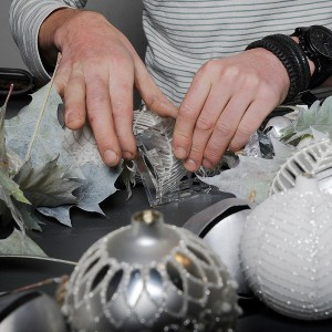 white-silver-christmas-floral-centerpiece-step4-2