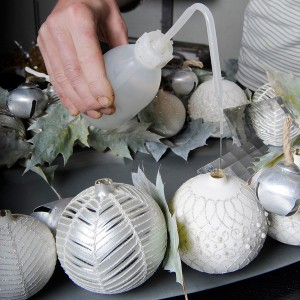 white-silver-christmas-floral-centerpiece-step5-1