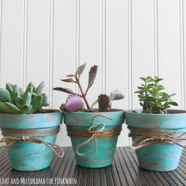diy-5-flower-pots-decor-from-rope1