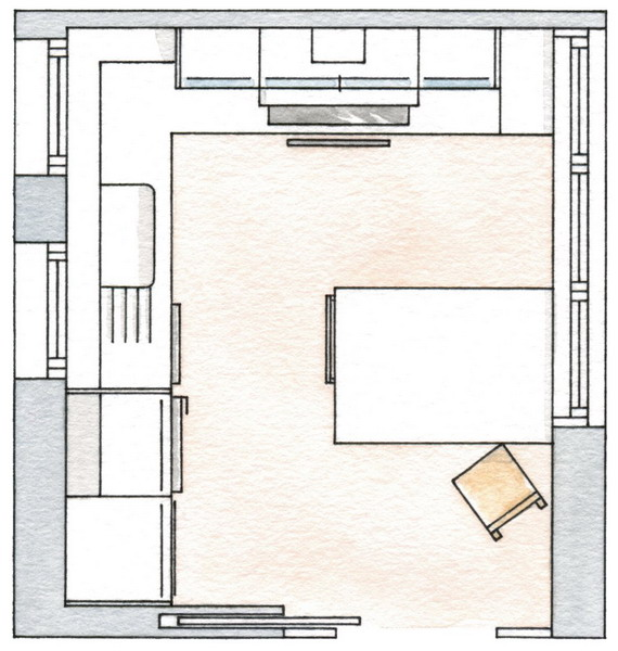 one-small-l-shaped-kitchen-plan