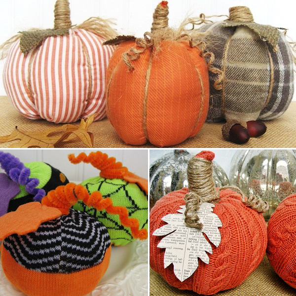 diy-easy-no-sew-pumpkin-made-of-clothes