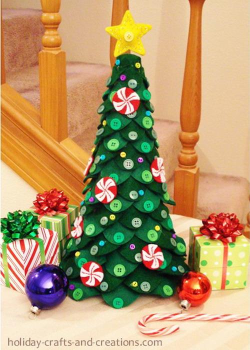 diy-tabletop-christmas-trees-from-felt3